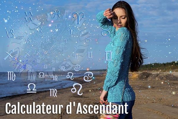 Calculateur d ascendant