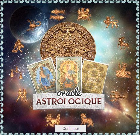 Oracle astrologique 1