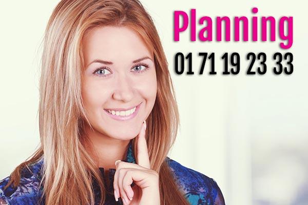 Planning 01 71 19 23 33