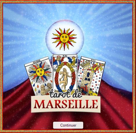 Tarot de marseille 1
